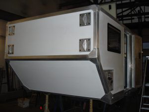Sonderkoffer Unimog DOKA 150cm hoch